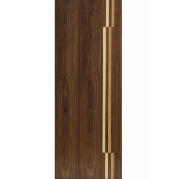 Nirvana Walnut Door -