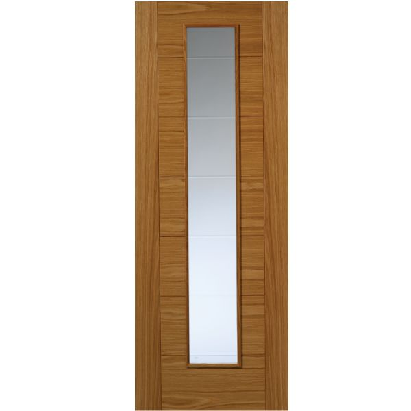 VP7-1VCB Oak Door