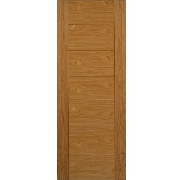 VP7 Oak Door