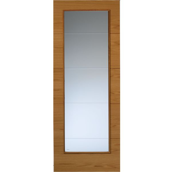 VT5-1VB Oak Door